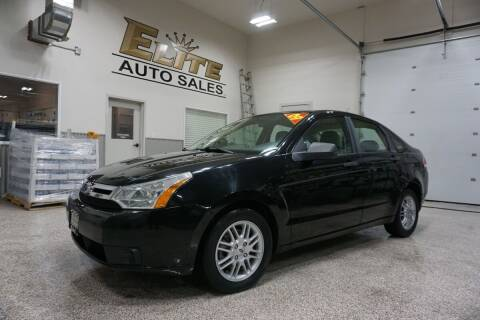 2009 Ford Focus for sale at Elite Auto Sales in Idaho Falls ID