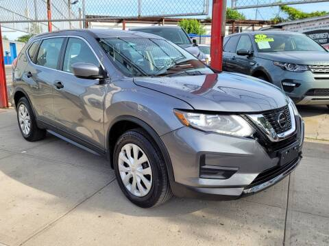 2018 Nissan Rogue for sale at LIBERTY AUTOLAND INC in Jamaica NY