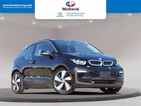 2018 BMW i3 for sale at DAVID McDAVID HONDA OF IRVING in Irving TX