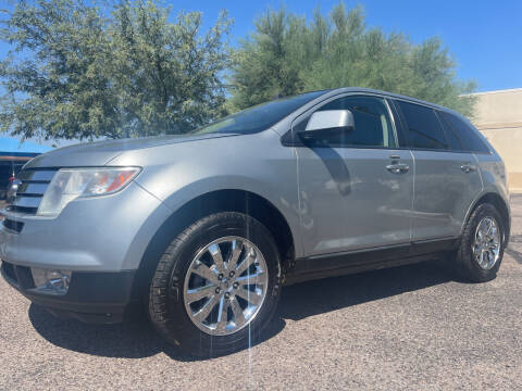2007 Ford Edge for sale at Tucson Auto Sales in Tucson AZ
