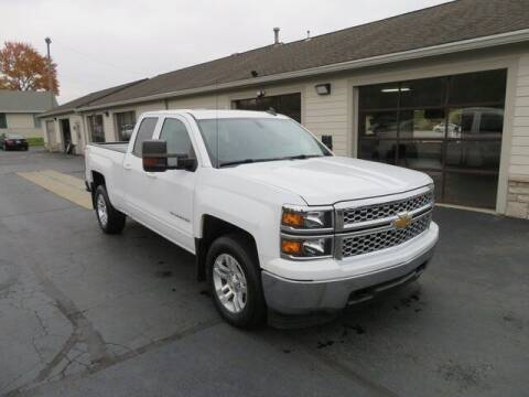 2015 Chevrolet Silverado 1500 for sale at Tri-County Pre-Owned Superstore in Reynoldsburg OH