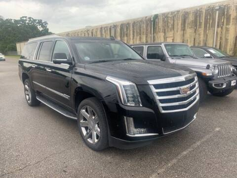 2017 Cadillac Escalade ESV for sale at Allen Turner Hyundai in Pensacola FL