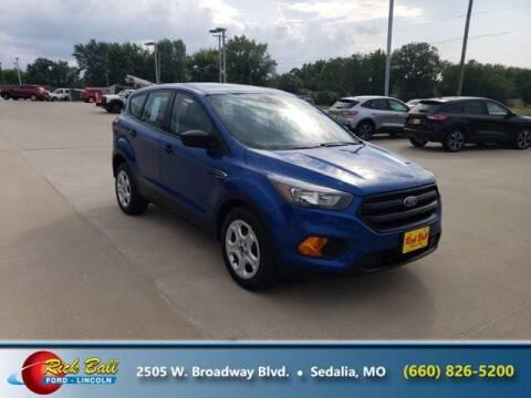 2019 Ford Escape for sale at RICK BALL FORD in Sedalia MO