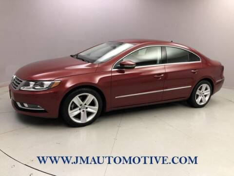 2015 Volkswagen CC for sale at J & M Automotive in Naugatuck CT