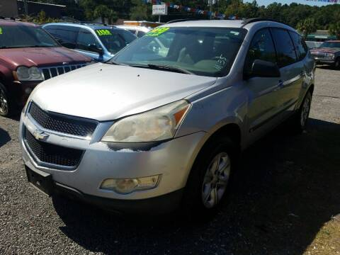 2010 Chevrolet Traverse for sale at Auto Mart - Dorchester in North Charleston SC