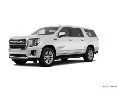 2021 GMC Yukon XL for sale at Herman Jenkins Used Cars in Union City TN