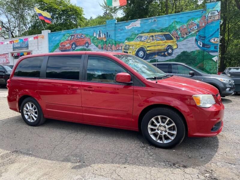 2012 Dodge Grand Caravan for sale at Showcase Motors in Pittsburgh PA