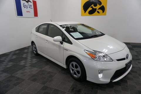 2015 Toyota Prius for sale at Carousel Auto Group in Iowa City IA