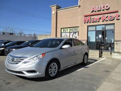 2011 Hyundai Sonata for sale at Auto Market in Oklahoma City OK