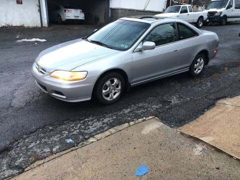 2001 Honda Accord for sale at Keystone Auto Center LLC in Allentown PA