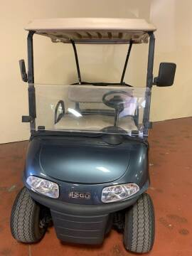 2012 EZGO RXV for sale at ADVENTURE GOLF CARS in Southlake TX