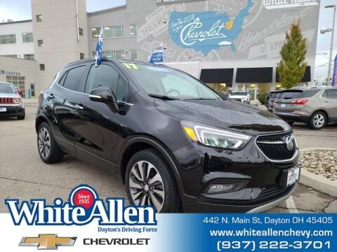 2017 Buick Encore for sale at WHITE-ALLEN CHEVROLET in Dayton OH