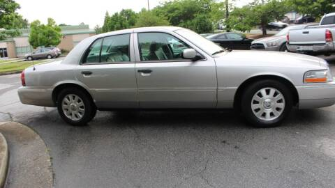 2005 Mercury Grand Marquis for sale at NORCROSS MOTORSPORTS in Norcross GA