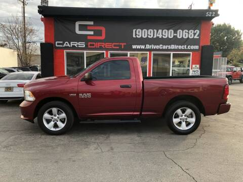 2013 RAM Ram Pickup 1500 for sale at Cars Direct in Ontario CA