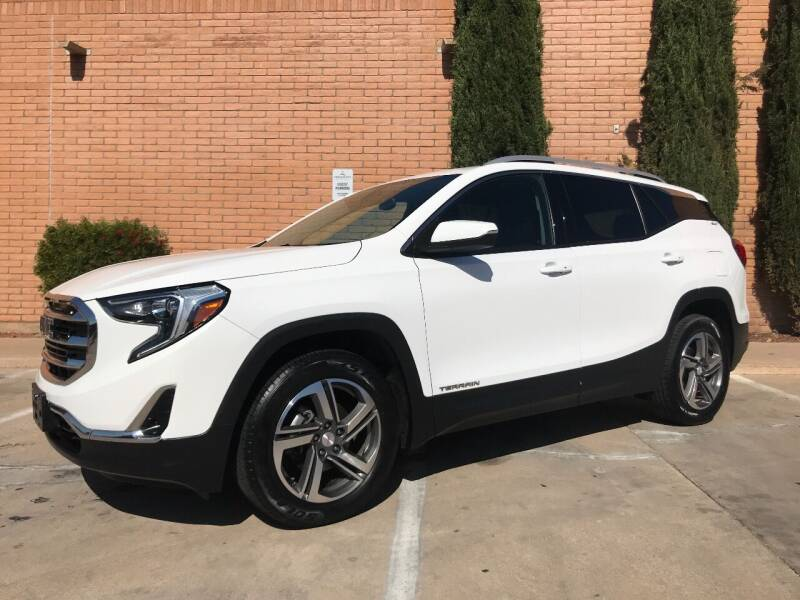 2019 GMC Terrain for sale at Freedom  Automotive in Sierra Vista AZ