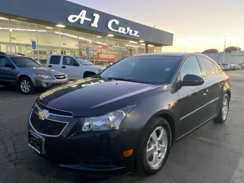 2014 Chevrolet Cruze for sale at A1 Carz, Inc in Sacramento CA