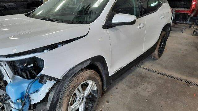 2019 GMC Terrain for sale at CousineauCrashed.com in Weston WI