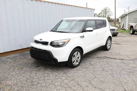 2015 Kia Soul for sale at Queen City Classics in West Chester OH