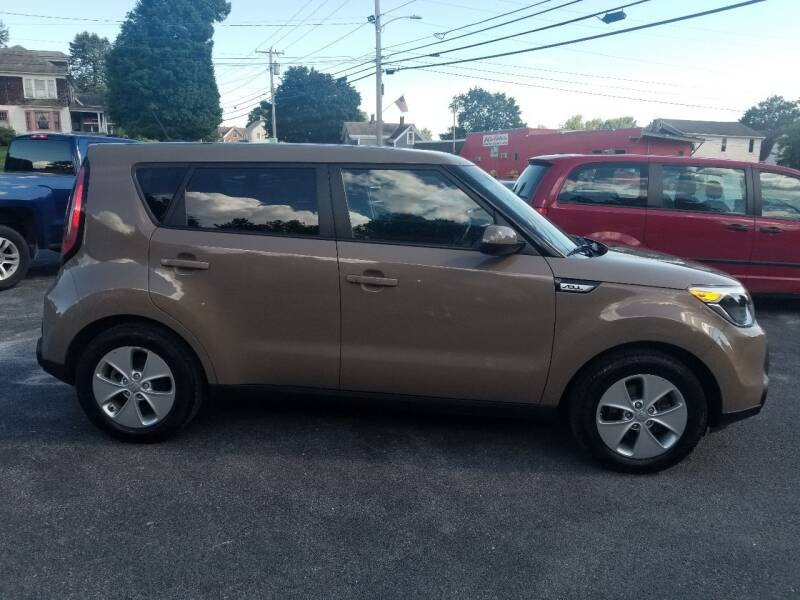 2015 Kia Soul for sale at Pittsford Automotive Center in Pittsford VT