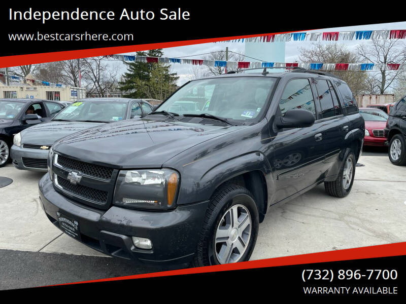 2007 Chevrolet TrailBlazer for sale at Independence Auto Sale in Bordentown NJ