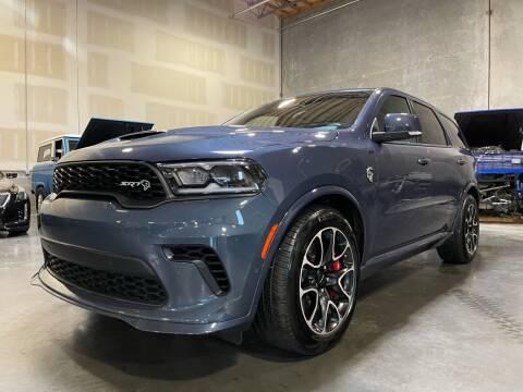 2021 Dodge Durango for sale at Platinum Motors in Portland OR