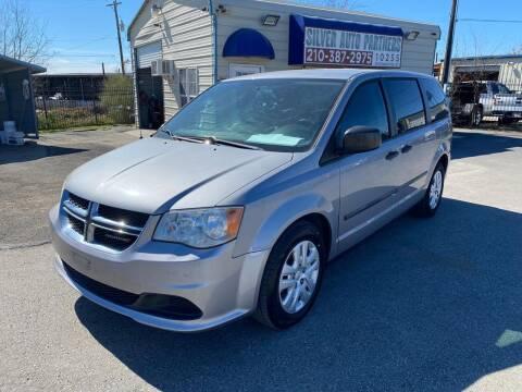 2014 Dodge Grand Caravan for sale at Silver Auto Partners in San Antonio TX