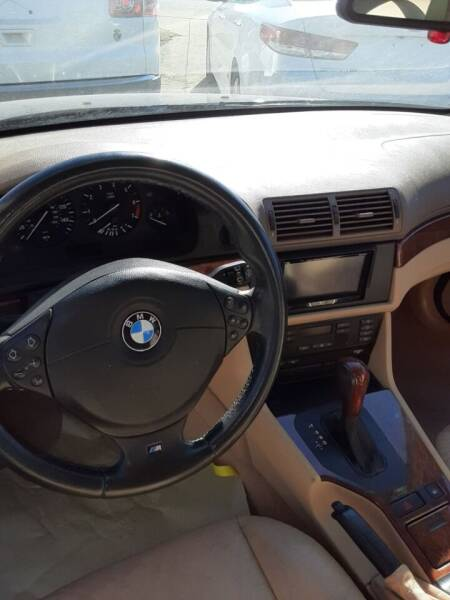 2001 BMW 5 Series for sale at Potter Motors Conway in Conway AR