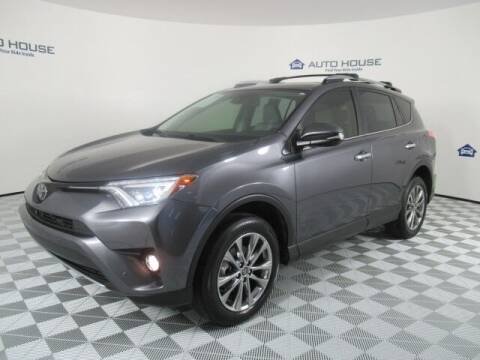 2017 Toyota RAV4 for sale at Curry's Cars Powered by Autohouse - Auto House Tempe in Tempe AZ
