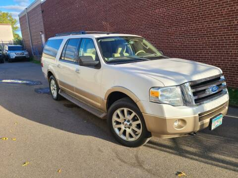 2011 Ford Expedition EL for sale at Minnesota Auto Sales in Golden Valley MN