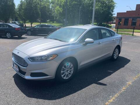 2015 Ford Fusion for sale at Brannon Motors Inc in Marshall TX