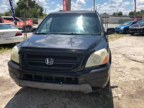 2003 Honda Pilot for sale at Mego Motors in Orlando FL