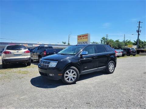 2007 Lincoln MKX for sale at TOMI AUTOS, LLC in Panama City FL