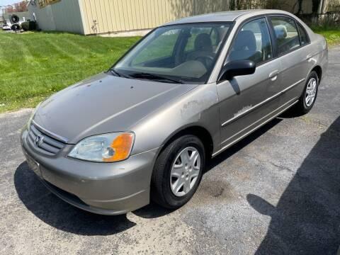 2003 Honda Civic for sale at Certified Motors in Bear DE