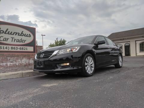 2013 Honda Accord for sale at Columbus Car Trader in Reynoldsburg OH