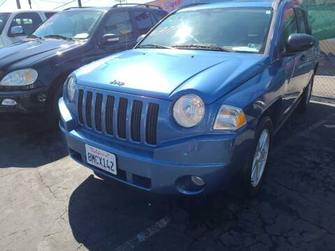 2007 Jeep Compass for sale at ANYTIME 2BUY AUTO LLC in Oceanside CA