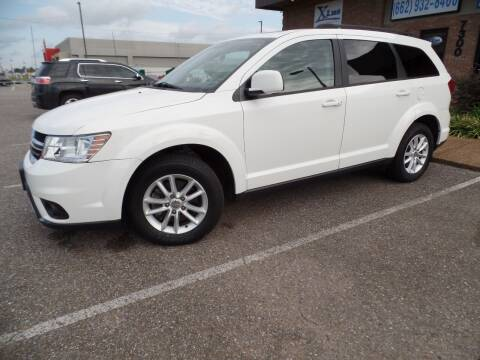 2014 Dodge Journey for sale at Flywheel Motors, llc. in Olive Branch MS