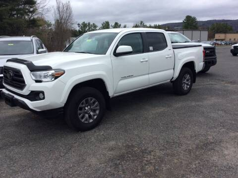 2019 Toyota Tacoma for sale at Route 102 Auto Sales  and Service in Lee MA