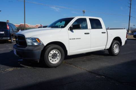 2012 RAM Ram Pickup 1500 for sale at Certified Auto Center in Tulsa OK