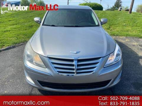 2012 Hyundai Genesis for sale at Motor Max Llc in Louisville KY