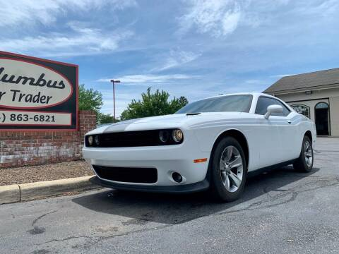 2016 Dodge Challenger for sale at Columbus Car Trader in Reynoldsburg OH