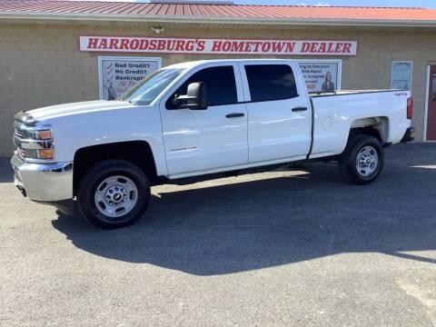 2015 Chevrolet Silverado 2500HD for sale at Auto Martt, LLC in Harrodsburg KY