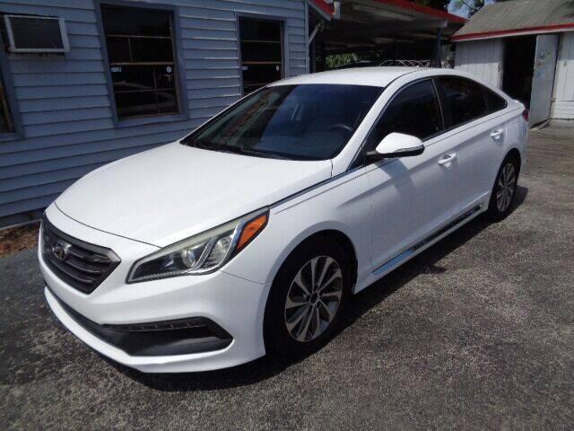 2015 Hyundai Sonata for sale at Z Motors in North Lauderdale FL