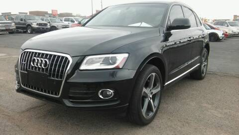 2015 Audi Q5 for sale at Motor City Idaho in Pocatello ID