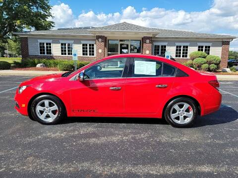 2015 Chevrolet Cruze for sale at Pierce Automotive, Inc. in Antwerp OH