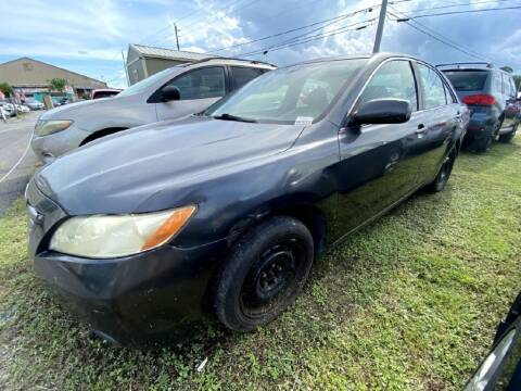 2005 Toyota Camry for sale at ROCKLEDGE in Rockledge FL