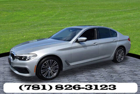 2020 BMW 5 Series for sale at AUTO ETC. in Hanover MA