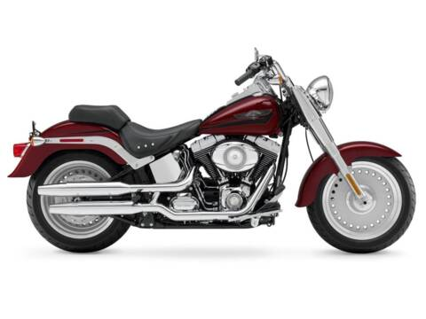 2008 Harley-Davidson® FLSTF - Softail® Fat Boy& for sale at Head Motor Company - Head Indian Motorcycle in Columbia MO