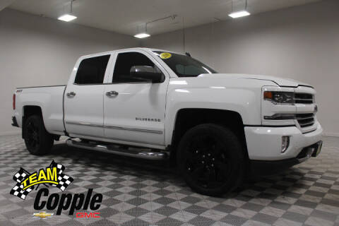 2016 Chevrolet Silverado 1500 for sale at Copple Chevrolet GMC Inc in Louisville NE