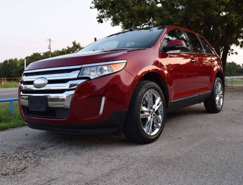 2013 Ford Edge for sale at BriansPlace in Lipan TX