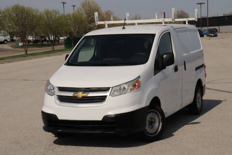 2015 Chevrolet City Express Cargo for sale at Big O Auto LLC in Omaha NE